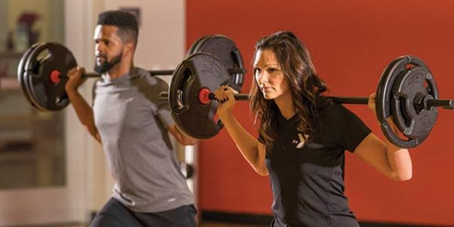 Group Fitness Classes at YMCA of the Triangle